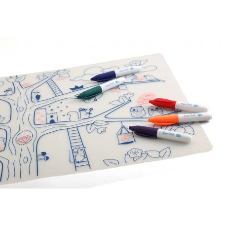 Kit set de table Arbre magique de la marque Superpetit sur LaCorbeille.fr
