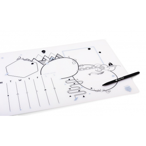 Silicone Notepad