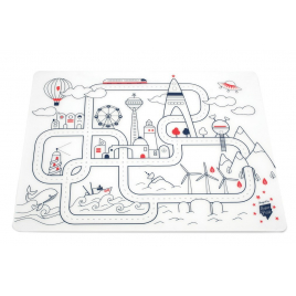 City Adventure table mat