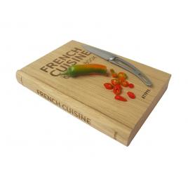 "Cut Board ""French Cuisine"""