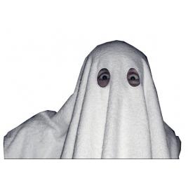 Serviette pour enfants pour jouer au fantôme Ghost