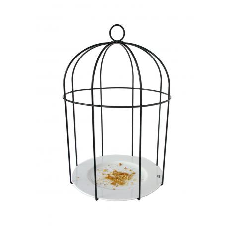 Mangeoire à oiseau Cage de la marque Atypyk sur LaCorbeille.fr