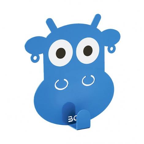 Patère Vache de la marque Bleu Carmin sur LaCorbeille.fr