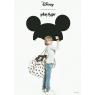 Sac / Tapis de jeu Mickey Black © Disney et Play & Go sur LaCorbeille.fr