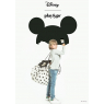 Toys bag / Play mat Mickey Black
