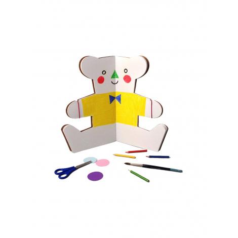 The Teddy Bear Book