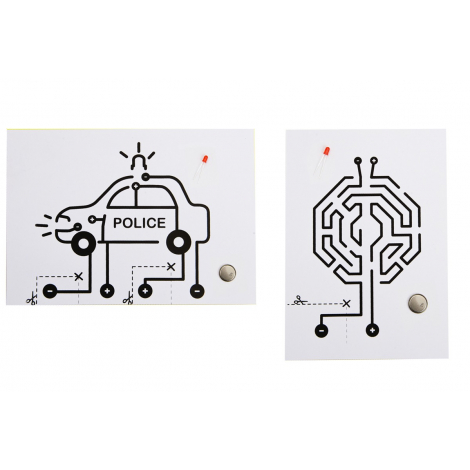 Drawings which are illuminated by Koa Koa