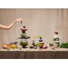 BABEL Make - Service de saladiers empilables - Design Ibride sur LaCorbeille.fr