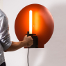 """Desk and wall ambient light """"Cavallo"""""""
