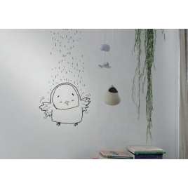 "Sticker ""Under the Rain"""