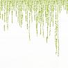 Sticker Jungle Peas - design Ich&Kar pour Domestic sur LaCorbeille.fr