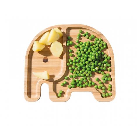 Assiette / Plateau Elli de la marque Donkey Product sur LaCorbeille.fr