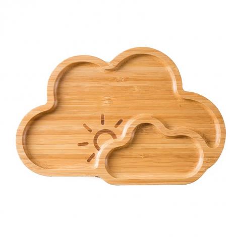 Assiette / Plateau Cloud Ninte de la marque Donkey Product sur LaCorbeille.fr