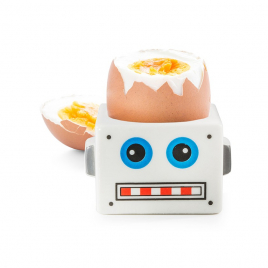 Egg cup Robot