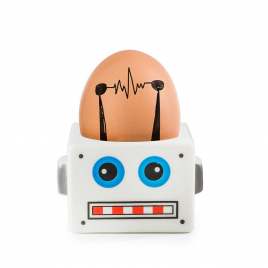 Egg cup Robot