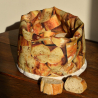 Corbeille à pain de la marque Maron Bouillie sur LaCorbeille.fr