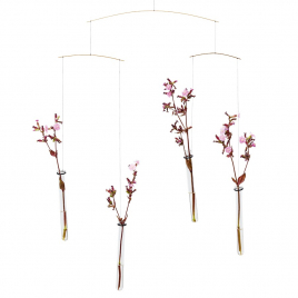 Mobile Flying Flowers de la marque Flensted sur LaCorbeille.fr