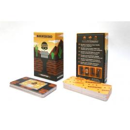 Jeu de cartes Bandido de la marque Helvetiq sur LaCorbeille.fr