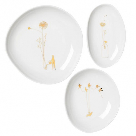 Wonderland bowl set