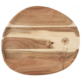 Wonderland wood tray