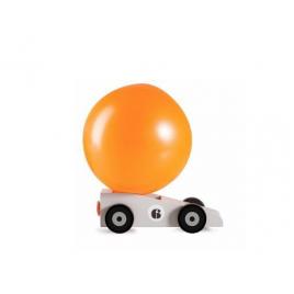Silverstar Balloon Car