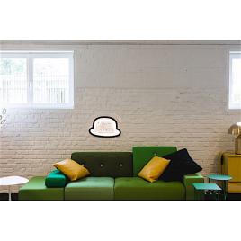Applique Led Chap-O de la marque Atelier Pierre sur LaCorbeille.fr