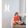 Applique Led Lapin en blanc de la marque Atelier Pierre sur LaCorbeille.fr