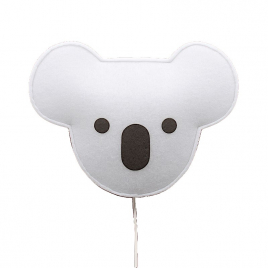 Koala wall light