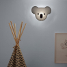 Koala wall light