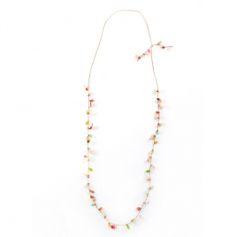 "Necklace ""Petals"""
