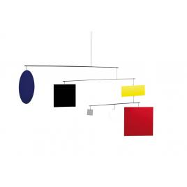 Mobile Cercle et carré / Guggenheim