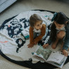 Toys bag / Play mat Play & Go Worldmap / stars