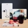 Planche à Découper Aquarelle de la marque Nuukk sur LaCorbeille.fr
