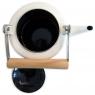 Enamel Watercolor Teapot