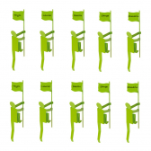 Set of 10 labels for plants Apollo - 2nd Choice