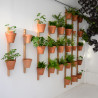 Wall mount for plants Xpot 01