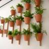 Support mural pour plantes Xpot 01 de la marque Compagnie sur LaCorbeille.fr