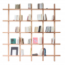 Wood Mike Bookcase