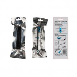 Charbon Binchotan pour purifier l'eau du robinet - Black and Blum sur LaCorbeille.fr
