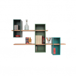 Max bookcase - Version 2XL