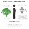 Bouteille à filtre charbon rechargeable Eau Good en verre de la marque Black and Blum sur LaCorbeille.fr