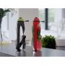 Bouteille à filtre charbon avec infuseur Eau Duo de la marque Black & Blum sur LaCorbeille.fr