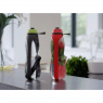 Charcoal filter bottle with infuser Eau Duo