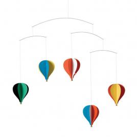 Mobile Montgolfières de la marque Flensted sur LaCorbeille.fr