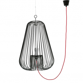 Grande suspension Light Cage