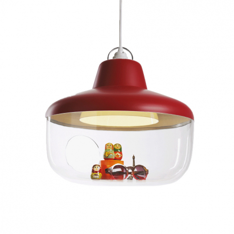 """Favourite things"" pendant light"