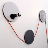 Applique Spotlight en gris design Benjamin Faure sur LaCorbeille.fr
