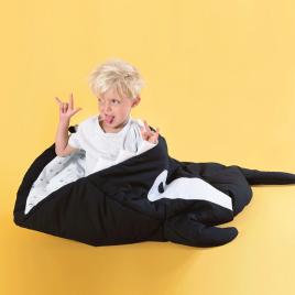 Sac de couchage Requin 2-5 ans de la marque Baby Bites sur LaCorbeille.fr