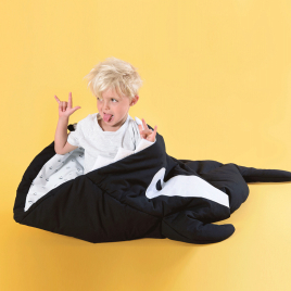 Sleeping bag Shark for 2 - 5 years