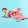 Gigoteuse Requin de la marque Baby Bites sur LaCorbeille.fr